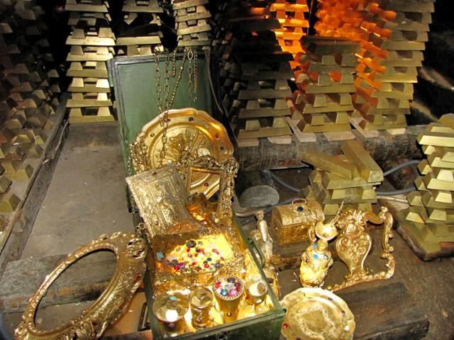 Znalezione obrazy dla zapytania Kopalnia Złota w Złotym Stoku
